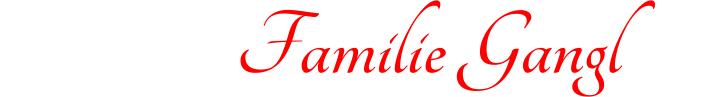 Familie Gangl